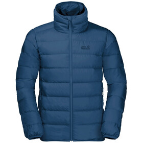 Jack Wolfskin Helium High Jacket Men indigo blue